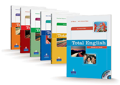 total english books
